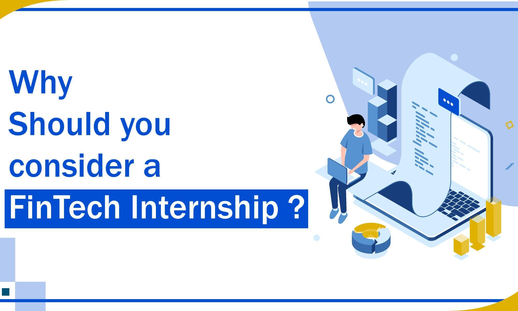 FinTech Internship