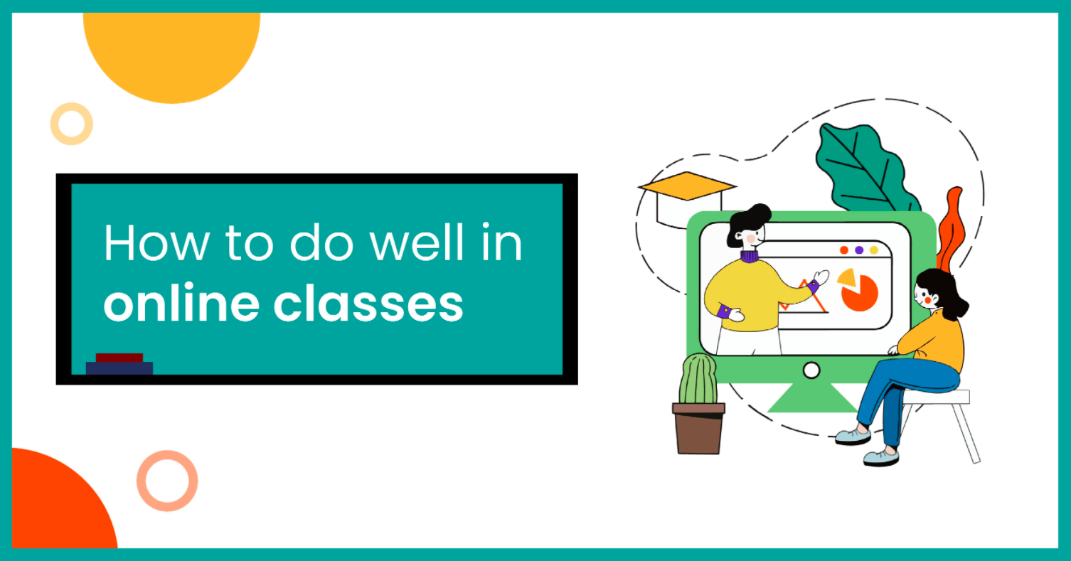 Tips to do well in oline classes