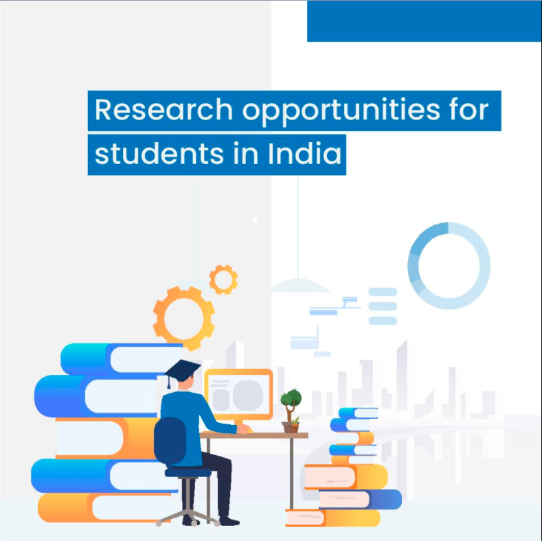 Research Opportunities for students in India