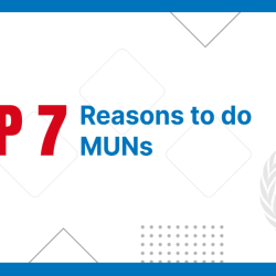 Top 7 Reasons to do MUNs
