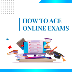 Tips to ace online exams