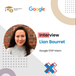 Interview with Google STEP Intern Lian Bourett