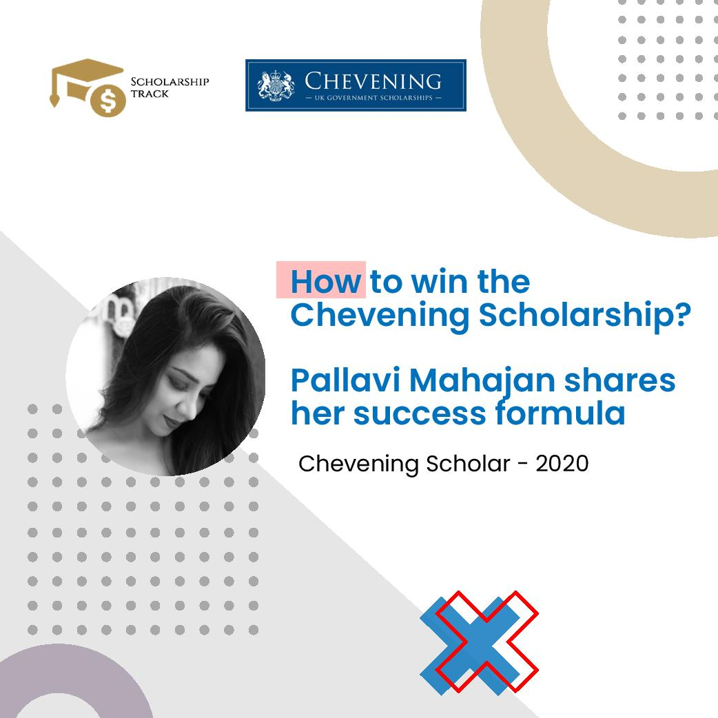 Interview with Chevening Scholar Pallavi Mahajan