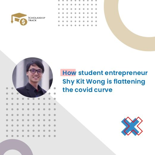 Interview with student entrepreneur Shy Kit Wong